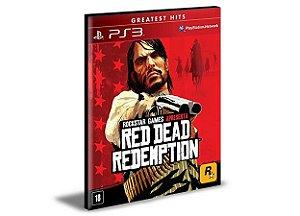 Red Dead Redemption | Ps3 | Psn | Mídia Digital