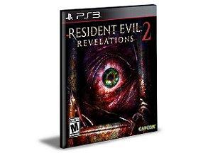 RESIDENT EVIL REVELATIONS 2   PS3   PSN   MIDIA DIGITAL