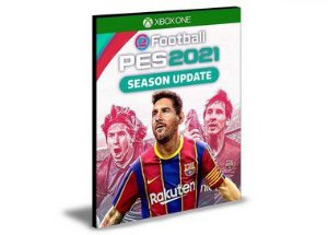 eFootball PES 2021 SEASON UPDATE STANDARD EDITION Xbox One e Xbox Series X|S MÍDIA DIGITAL