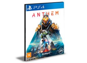 Anthem Ps4 e Ps5 Português  Mídia Digital