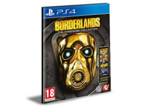 Borderlands - The Handsome Collection Ps4 e Ps5 Psn  Mídia Digital