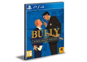 Bully Ps4 e Ps5 Psn Mídia Digital
