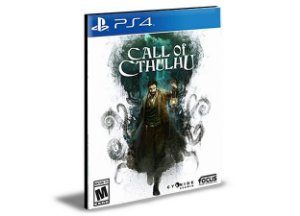 Call of Cthulhu | Ps4 | Psn | Mídia Digital