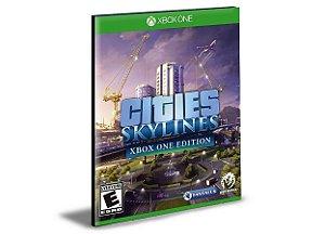 Cities Skylines - Xbox One Edition Português Xbox One e Xbox Series X|S Mídia Digital