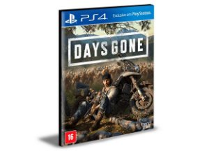 Days Gone Português Ps4 e Ps5 Psn  Mídia Digital