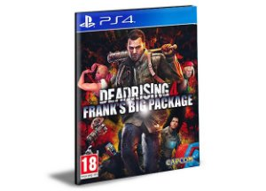 Dead Rising 4 Frank's Big Package Ps4 e Ps5 Psn Mídia Digital