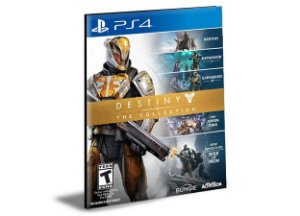 DESTINY THE COLLECTION  PORTUGUÊS  Ps4 e Ps5 Psn  Mídia Digital