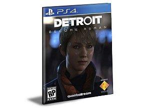 Detroit Become Human  Português  Ps4 e Ps5 Psn  Mídia Digital