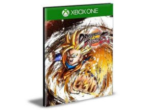 DRAGON BALL FIGHTERZ  PORTUGUÊS Xbox One e Xbox Series X|S MÍDIA DIGITAL