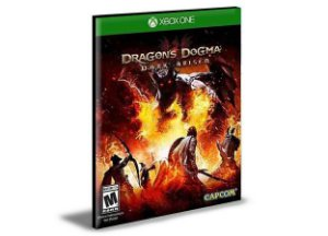 Dragon's Dogma Dark Arisen Xbox One e Xbox Series X|S MÍDIA DIGITAL