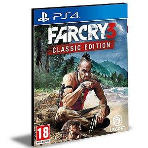 FAR CRY 4  PORTUGUÊS PS4 e PS5 PSN  MÍDIA DIGITAL