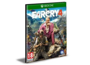 Far Cry 4  Português Xbox One e Xbox Series X|S MÍDIA DIGITAL