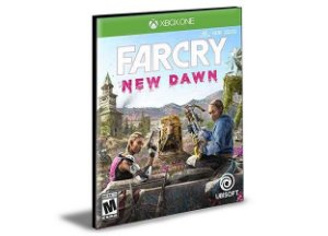 Far Cry New Dawn  PORTUGUÊS  Xbox One e Xbox Series X|S MÍDIA DIGITAL