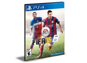 FIFA 15 | PORTUGUÊS | PS4 | PSN | MÍDIA DIGITAL