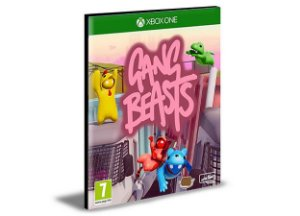 Gang Beasts Português  Xbox One e Xbox Series X|S Mídia Digital