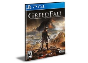 GreedFall  Português Ps4 e Ps5 Digital