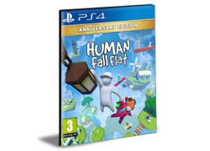 Human Fall Flat  Português PS4 e PS5  PSN  MÍDIA DIGITAL