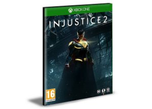 Injustice  2  Português  Xbox One e Xbox Series X|S Mídia Digital