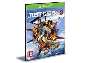 Just Cause 3  Português  Xbox One e Xbox Series X S Mídia Digital