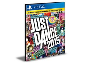 Just dance 2015 | Português | Ps4 | Psn  | Mídia Digital