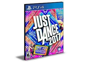 Just dance 2017 | Português | Ps4 | Psn  | Mídia Digital