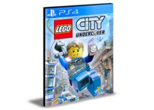 LEGO CITY UNDERCOVER  PORTUGUÊS  Ps4 e Ps5  Psn  Mídia Digital