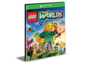 LEGO Worlds  PORTUGUÊS Xbox One e Xbox Series X|S Mídia Digital