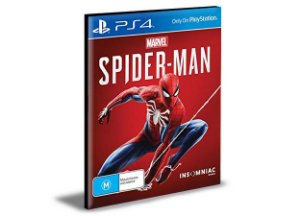 MARVELS SPIDER-MAN  PORTUGUÊS  PS4 e PS5 PSN  MÍDIA DIGITAL