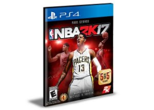 NBA 2K17 | PS4 | PSN | MÍDIA DIGITAL