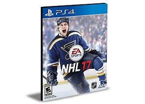 NHL 17 | PS4 | PSN | MÍDIA DIGITAL