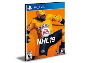 NHL 19 | Ps4 | Psn | Mídia Digital