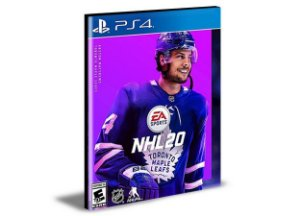NHL 20 Standard Edition  Ps4 e Ps5 Psn  Mídia Digital