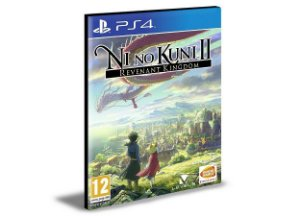 Ni no Kuni 2 REVENANT KINGDOM  Ps4 e Ps5  Psn  Mídia Digital