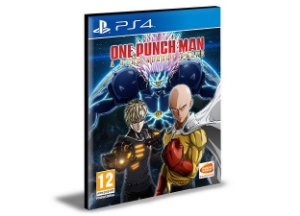 ONE PUNCH MAN A HERO NOBODY KNOWS PS4 e PS5 PSN  MÍDIA DIGITAL