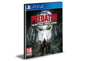 Predator Hunting Grounds  Ps4 e Ps5  Psn  Mídia Digital