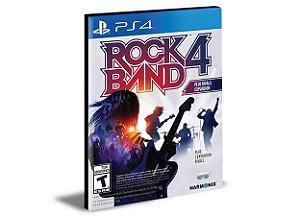 ROCK BAND 4 RIVALS BUNDLE PS4 e PS5  PSN  MÍDIA DIGITAL
