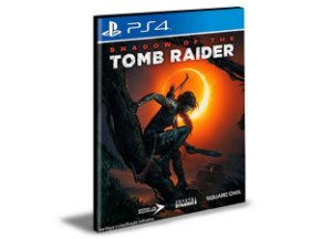 SHADOW OF THE TOMB RAIDER | PS4 | PSN | MÍDIA DIGITAL