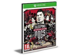 Sleeping Dogs Definitive Edition | Xbox One | Mídia Digital