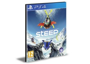Steep | Ps4 | Psn | Mídia Digital