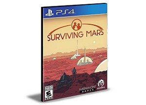 Surviving Mars | Ps4 | Psn | Mídia Digital