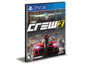 The Crew 2  Português PS4 e PS5 PSN  Mídia Digital