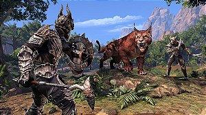 The Elder Scrolls Online   Ps4   Psn   Mídia Digital