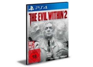 THE EVIL WITHIN 2 PS4 e PS5 PSN MÍDIA DIGITAL
