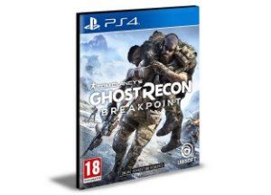 Tom Clancys Ghost Recon Breakpoint   Português  Ps4 e Ps5 Psn Mídia Digital