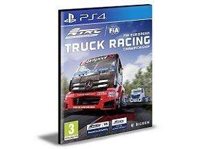 Truck Racing Championship  Português Ps4 e Ps5 Psn Mídia Digital