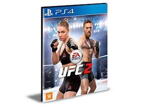UFC 2 | Português | PS4 | PSN | MÍDIA DIGITAL