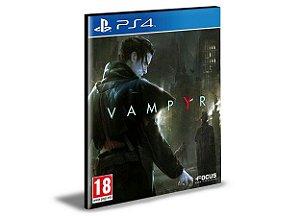 Vampyr Ps4 e Ps5  Psn  Mídia Digital