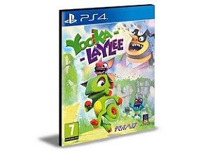 YOOKA LAYLEE  PS4 e PS5 PSN MÍDIA DIGITAL