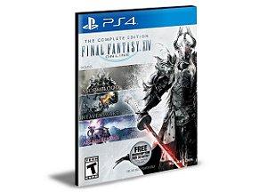FINAL FANTASY XIV Online - Edição Completa   PS4 e PS5 PSN  MÍDIA DIGITAL