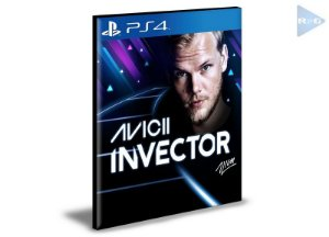 AVICII Invector Ps4 e Ps5  Mídia Digital Psn